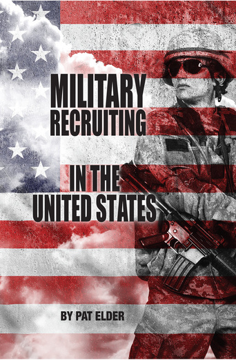 Military recruiting in the united states cover 1